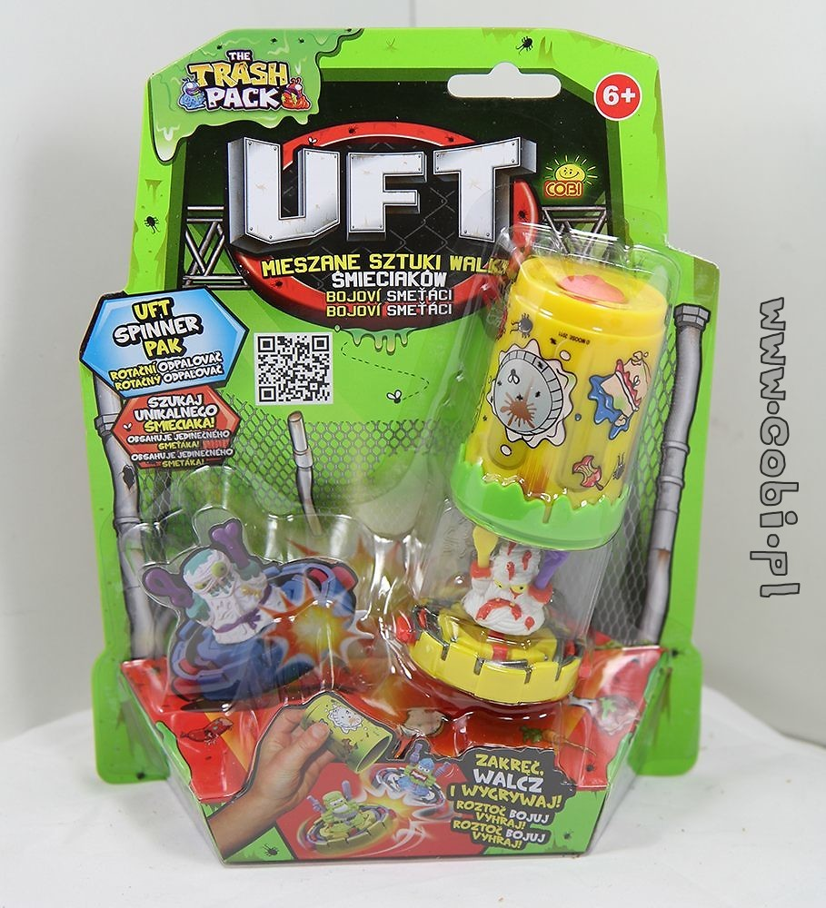 UFT Spinner Pack MO-68132