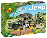 Jeep Willys MB s minometem