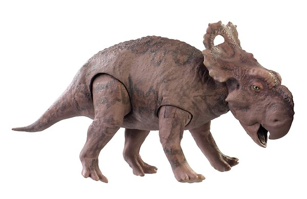 Patchi-Walking with Dinosaurs