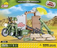 Mortar Fire Mission