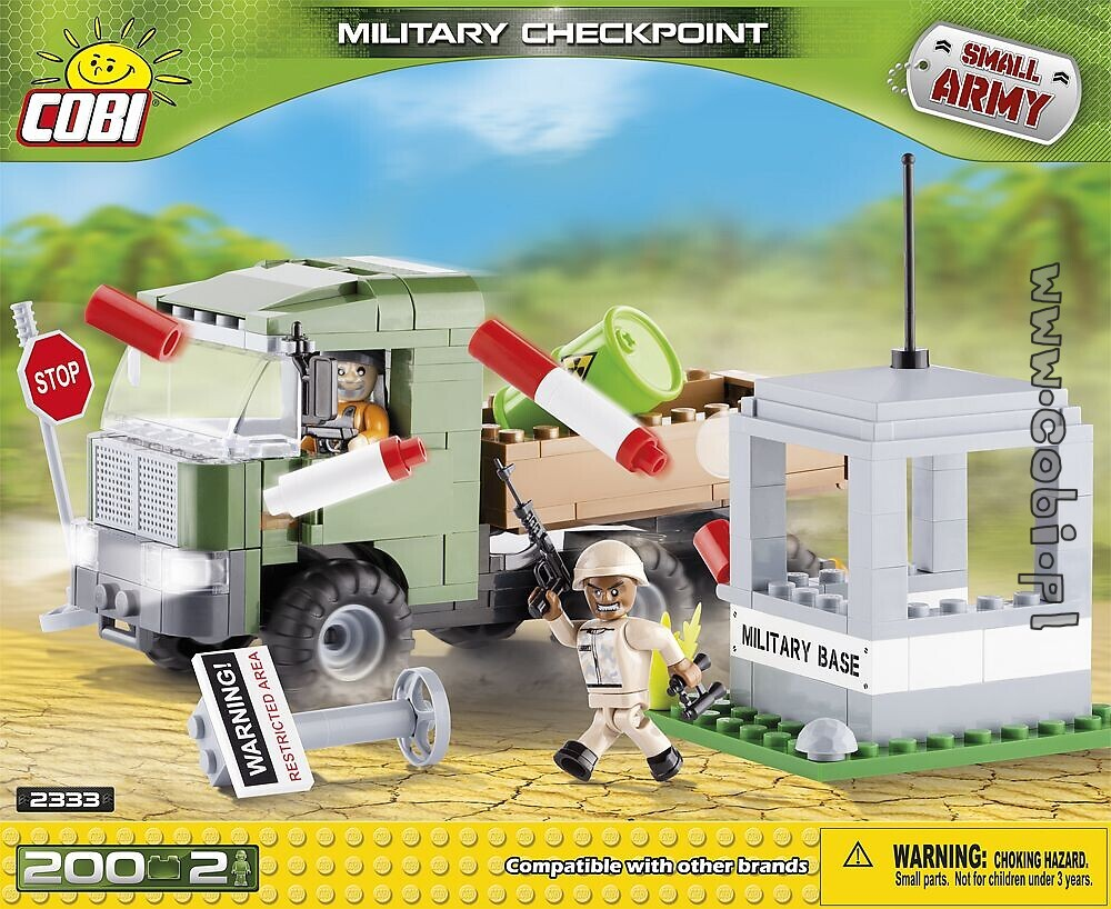 Military Checkpoint