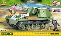 SU-76M - soviet self-propelled gun