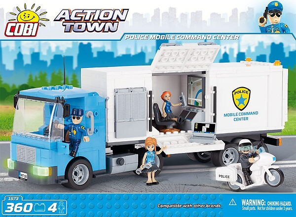 Police Mobile Command Center