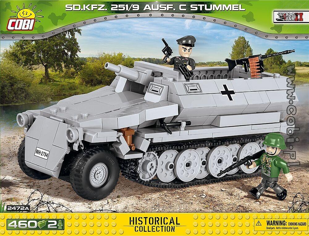 Sdkfz2519 Ausfc Stummel Historical Collection Ww2 Für Kinder