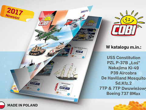 New catalog of Cobi blocks
