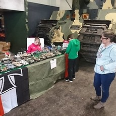 The COBI collection at the Bovington Tank Museum