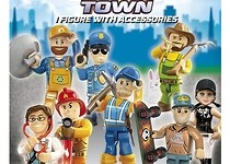 The sale of sets from the Action Town!