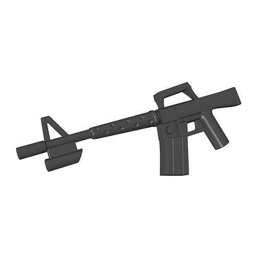 M16 - american automatic rifle