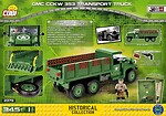 GMC CCKW 353 Transport Truck