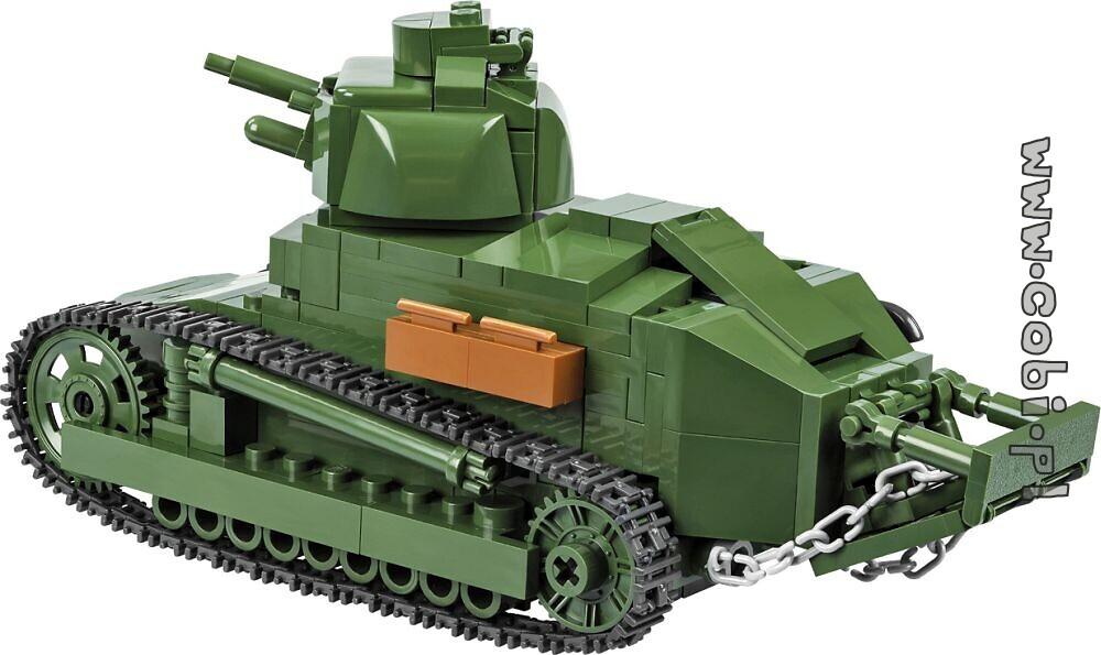 Renault Ft 17 Great War For Kids 5 Cobi Toys