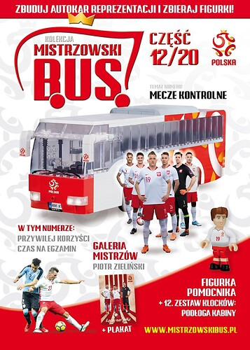Championship Football Bus No.12/20