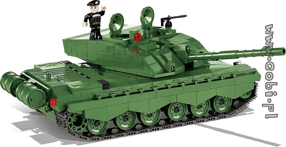 2c72aa612958 Challenger II - Small Army   NATO   Nano - for kids 9