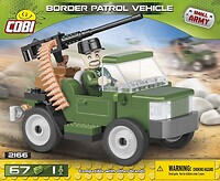 Border Patrol Vehicle