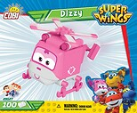 Dizzy 100 blocks Super Wings