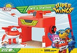 Jett's Station Super Wings