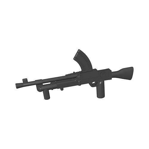 Bren - british hand-held machine gun small