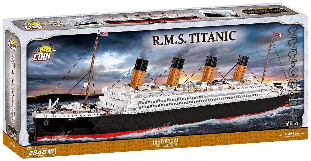 COBI Historical Collection R.M.S Titanic