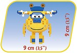 Donnie 130 blocks  Super Wings