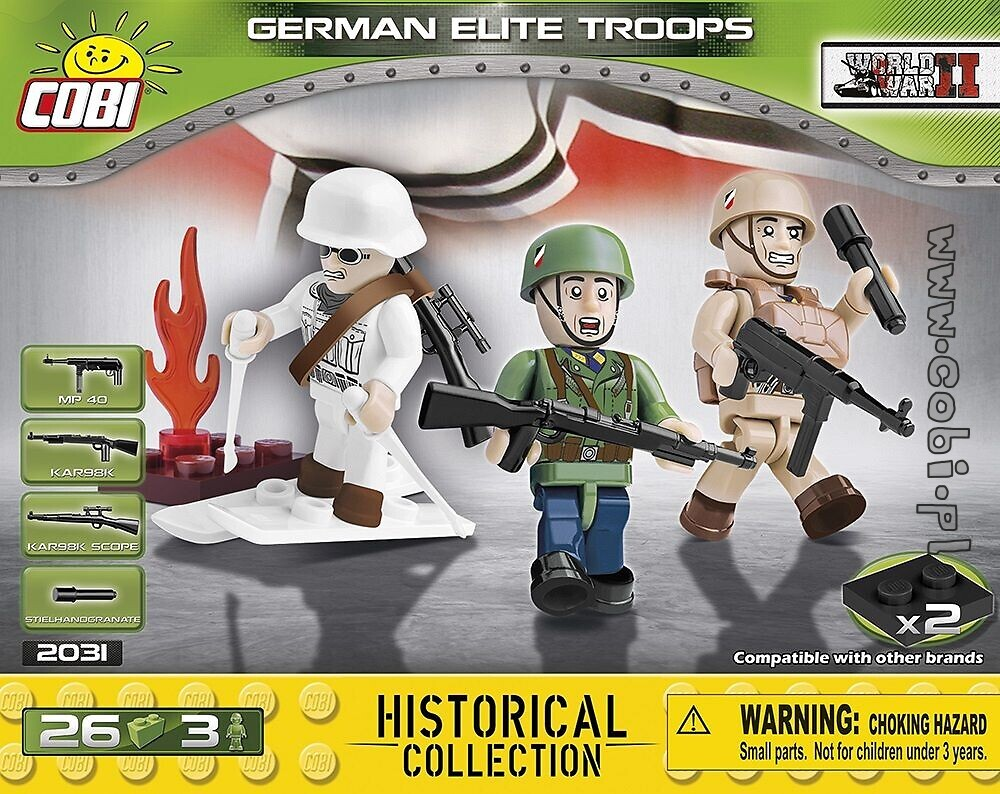 German Elite Troops