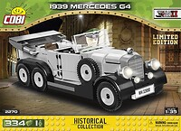 1939 Mercedes G4 - Limited Edition