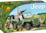 Jeep Willys MB with Machine Gun