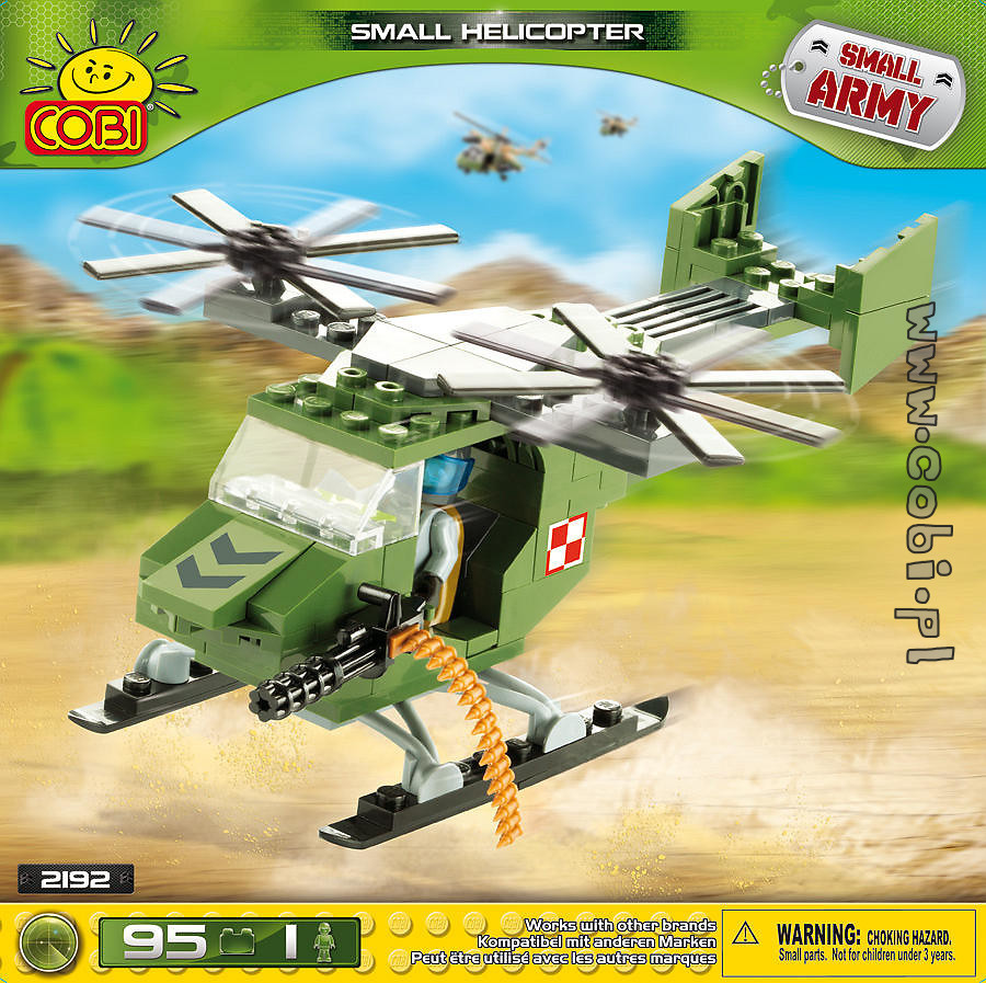 Small Army Toys 115