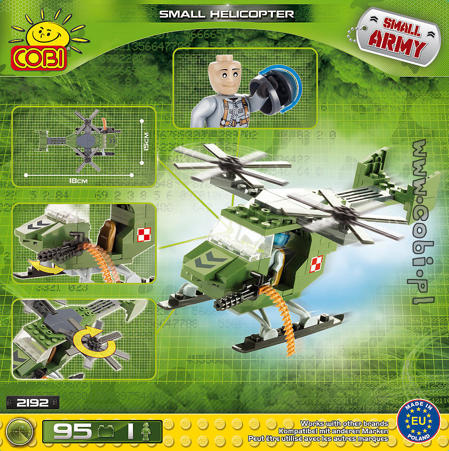 Small Army Toys 63