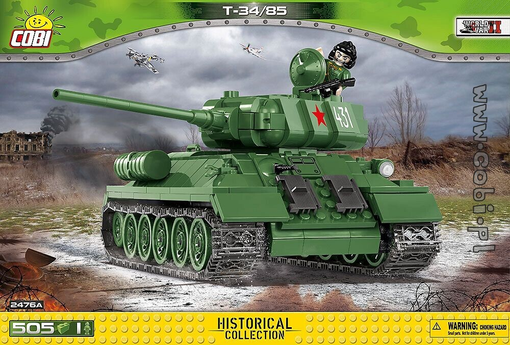 t 34 85 soviet tank historical collection ww2 for kids 5