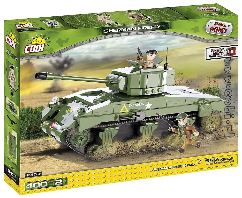 M4A4 Sherman Firefly - US medium tank