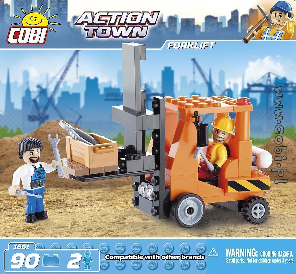 Toys Forklift 9