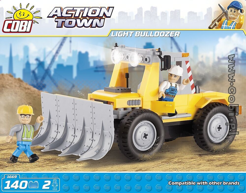 Light Bulldozer