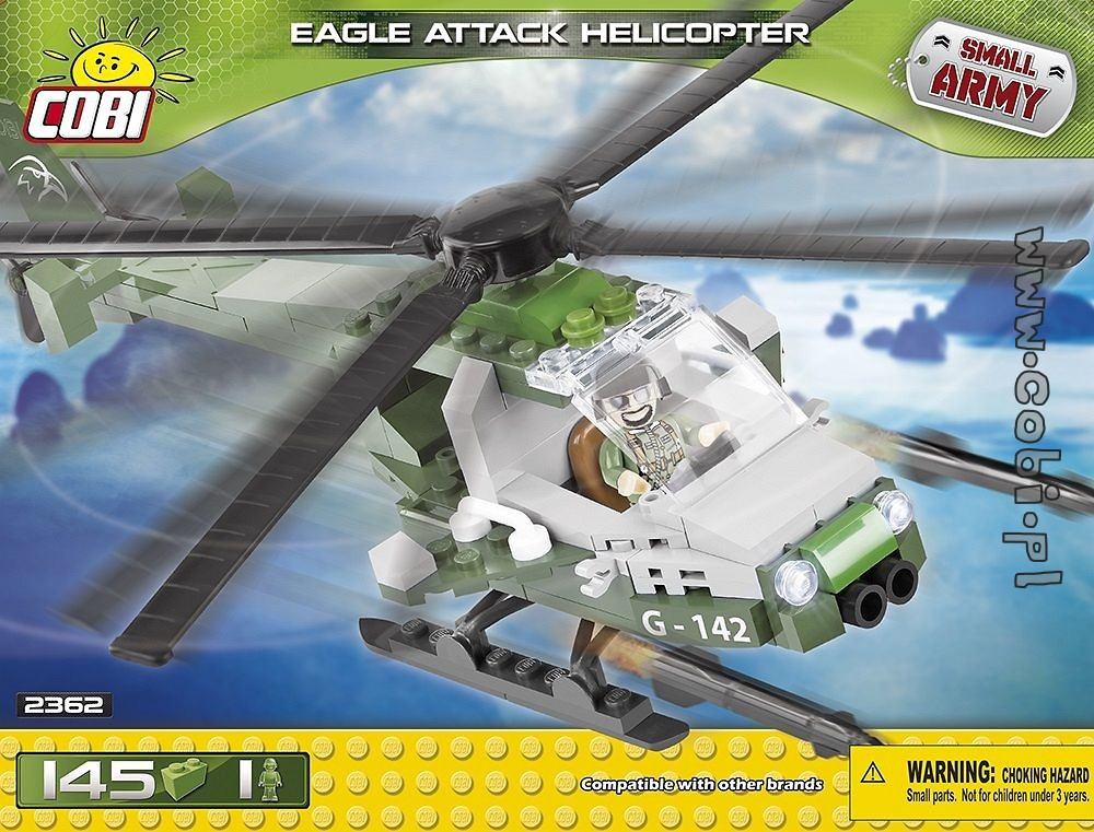 Eagle Attack Helicopter