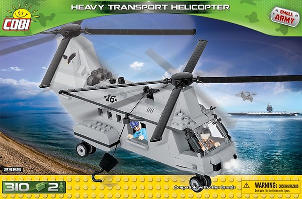 Heavy Transport Helicopter