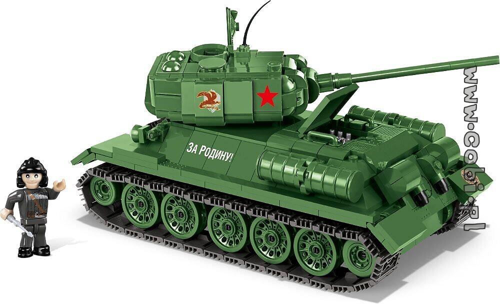 Cobi 3005a Neu Soviet T-34//85 World Of Tanks