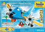 Kowalski's Royal Rescue