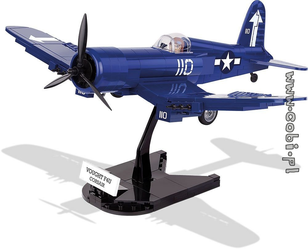 vought f4u corsair historical collection ww2 for kids 5 cobi toys