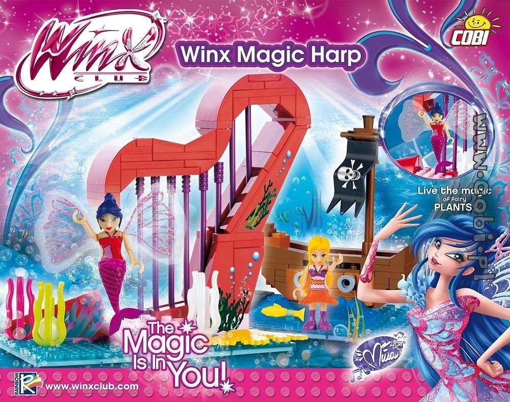 Magic Harp