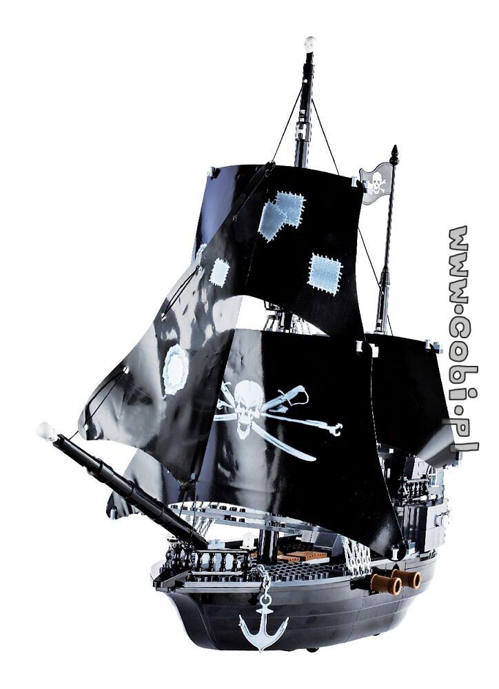 Pirate Ship - Pirates - for kids {%wiek%} | Cobi Toys