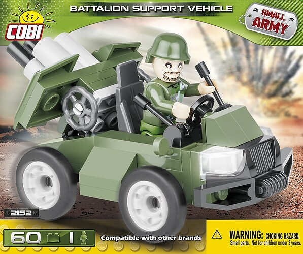 Battalion Support Vehicle