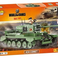 A34 Comet - World of Tanks