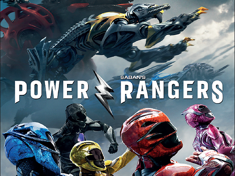 Konkurs Power Rangers