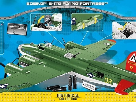 Boeing™ B-17G Flying Fortress™!!!