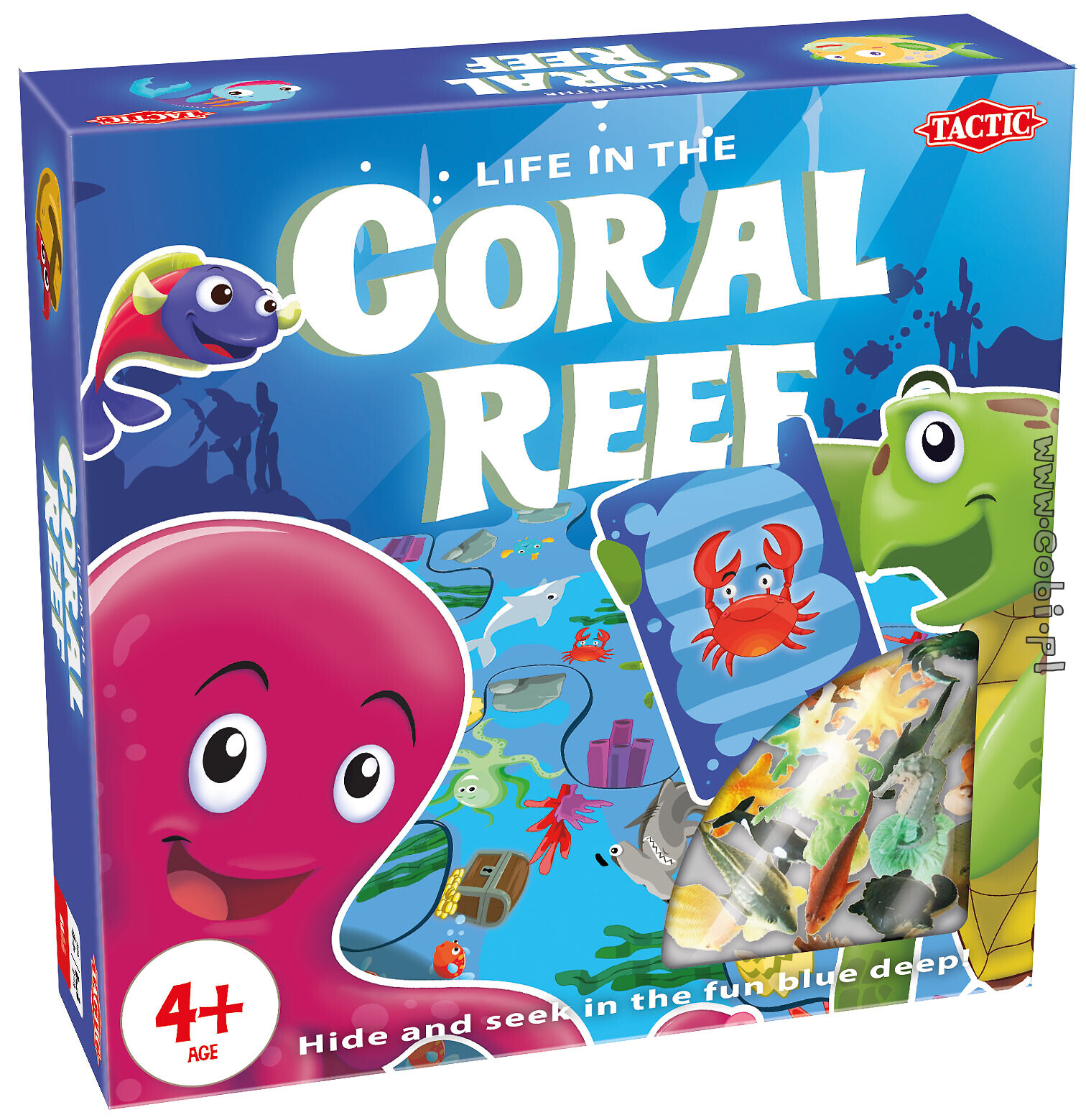 Live in the Coral Reef