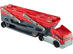 Mega transporter na 60 autek Hot Wheels