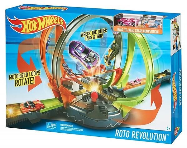 Tor roto rewolucja Hot Wheels