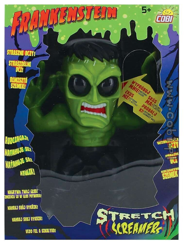 Stretch Screamer Figurka  Frankenstein (22 cm)