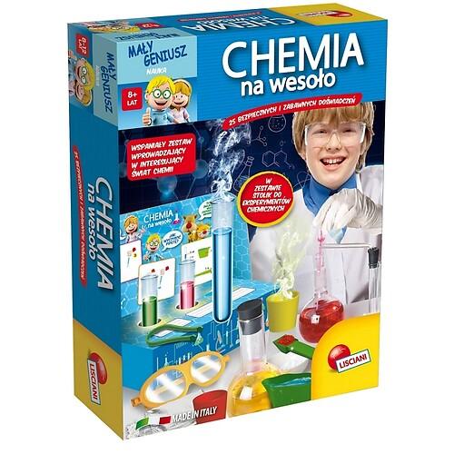 Chemia na wesoło - Mały Geniusz