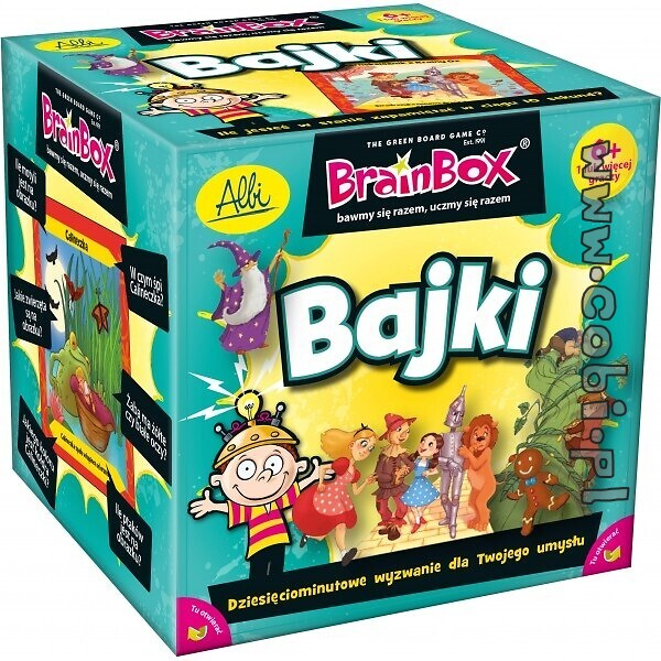 Brain Box Bajki