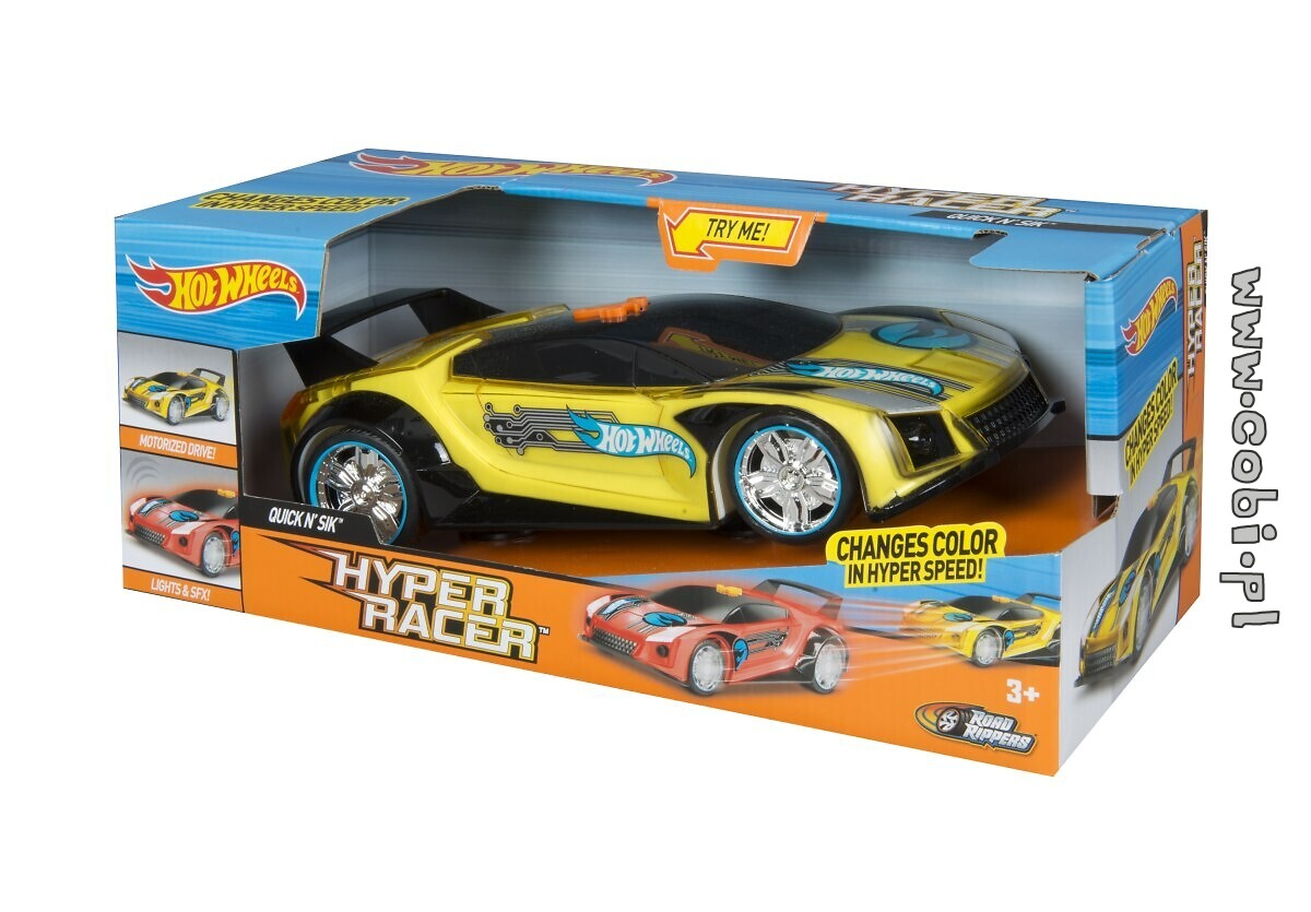 Hot Wheels Hyper race Quick'n'sik