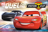 Cars 3 Duel for the Piston Cup 100 el.